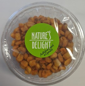 Natures Delight Corn Nuggets Bbq 175gr