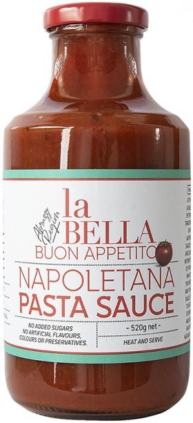 La Bella Buon Appetito Napoletana Sauce