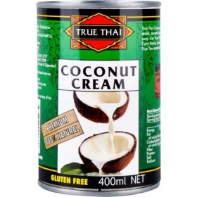 True Thai Coconut Cream 400ml