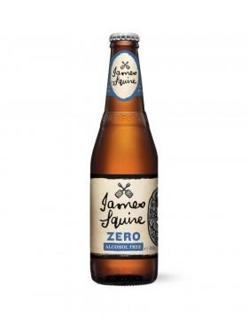 James Squire Zero Alcohol Free 345ml Btt