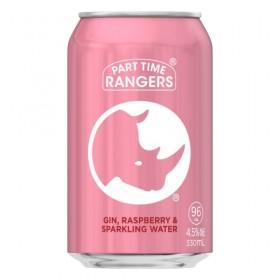 Part Time Rangers Gin Raspberry 330ml