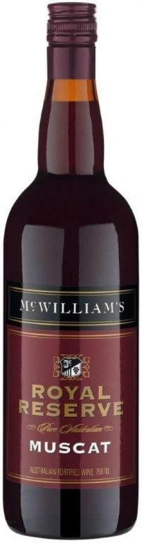 Mcwilliams Royal Reserve Brown Muscat 750ml