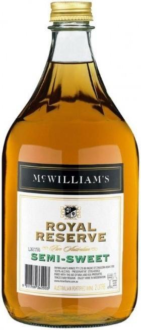 Mcwilliams Semi Sweet Apera 2lt