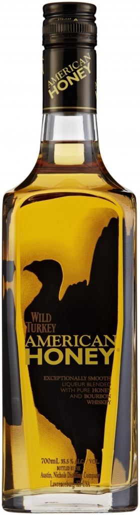 Wild Turkey Honey 700ml