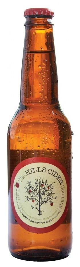 The Hills Apple Cider 330m