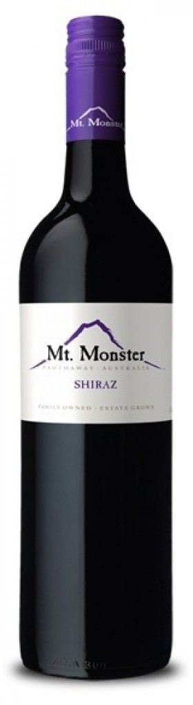 Mount Monster Shiraz