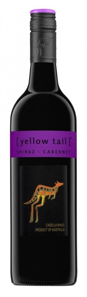 Yellow Tail Shiraz Cabernet