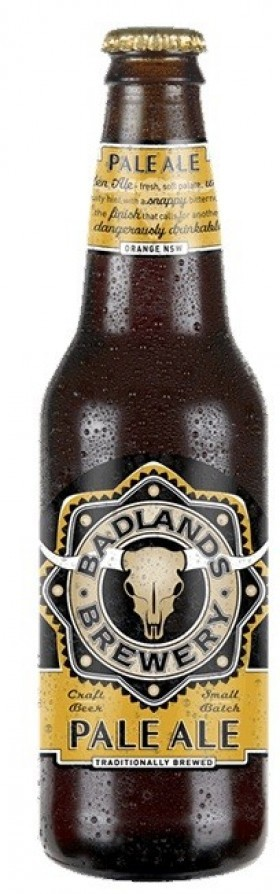 Badlands Pale Ale 330ml