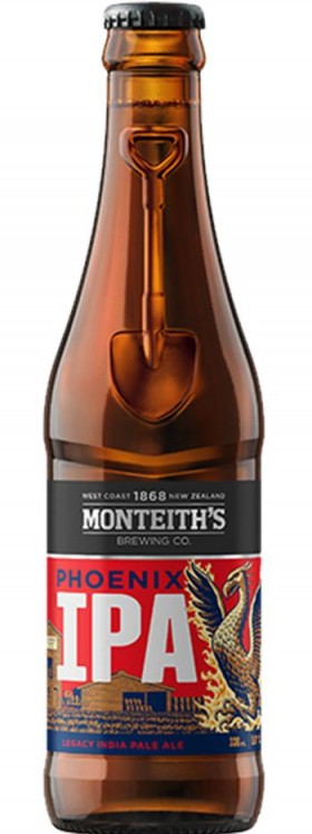 Monteiths Highway India Pale Ale 330ml