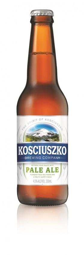 Kosciuszko Pale Ale 330ml