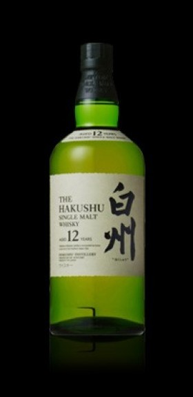 Hakushu Japanese 12 Year Old Single Whisky