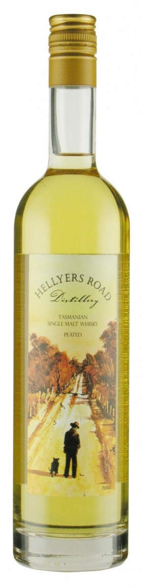 Hellyers Road Peated Australian Whisky