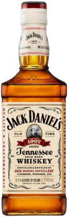 Jack Daniels 1907 White Label