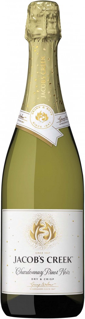 Jacobs Creek Pinot Chardonnay  Sparkling