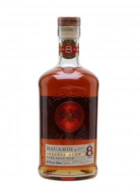 Bacardi Rum 8 Yr Old 700ml