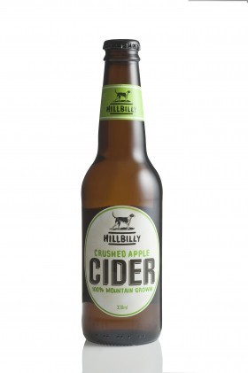 Hillbilly Apple Cider
