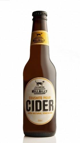 Hillbilly Pear Cider