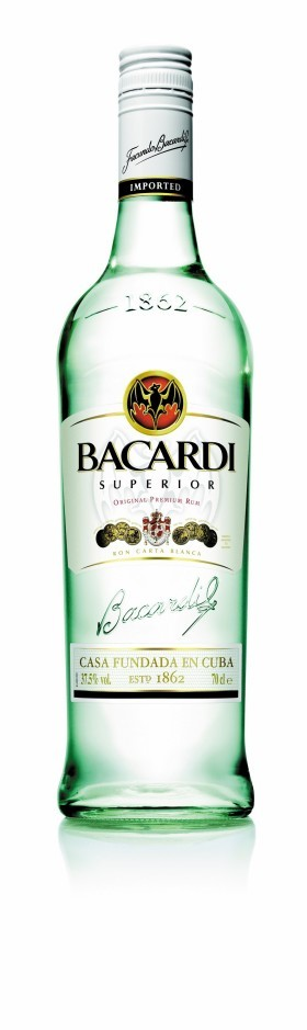 Bacardi Rum 700ml