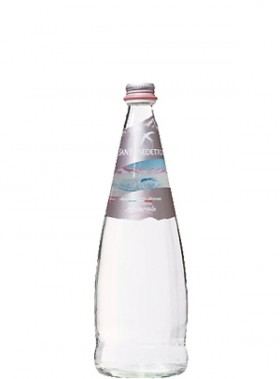 San Benedetto 1lt Glass Sparkling Water