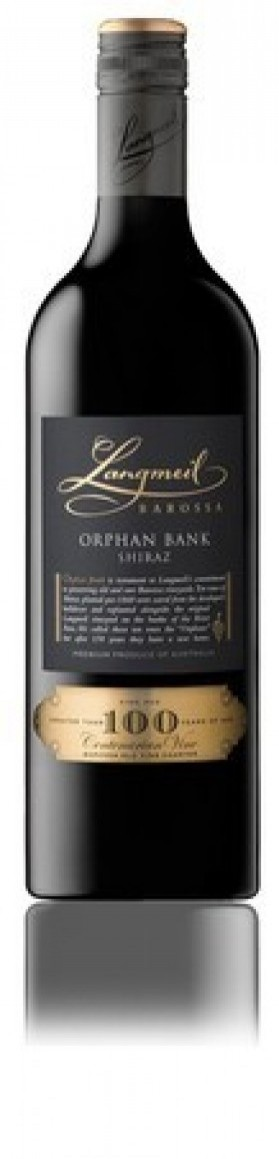 Langmeil Orphan Bank Shiraz 2012