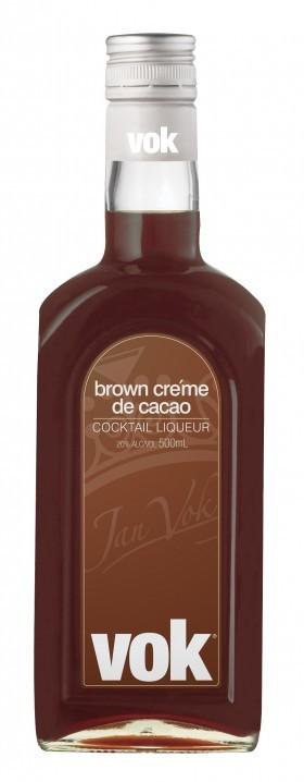 Vok Brown Creme De Cacao