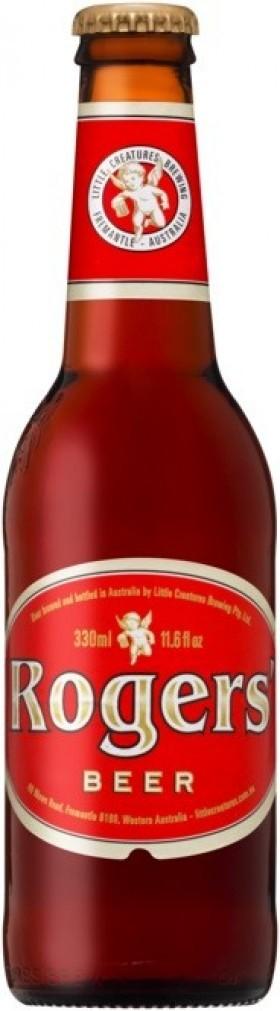 Little Creatures Rogers Beer 330ml