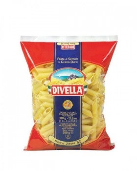 Divella No 30 Penne Zitone Pasta