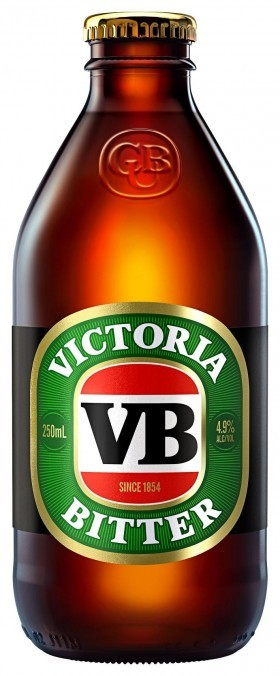 Victoria Bitter Twist Tops
