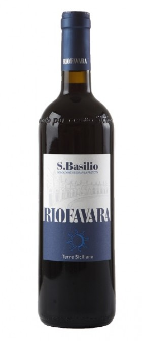 Riofavera San Basilio Nero D'avola