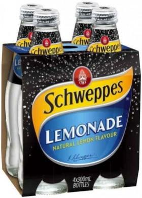 Schweppes 300ml Lemonade