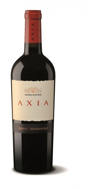 Alpha Estate Axia Red Blend