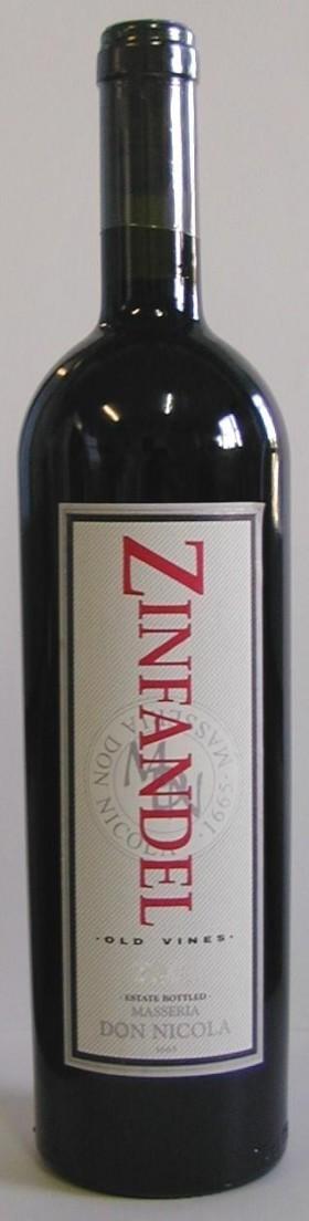 Don Nicola Old Vines Zinfandel Primitivo