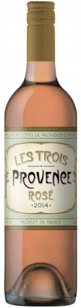 Les Trois Provence Rose