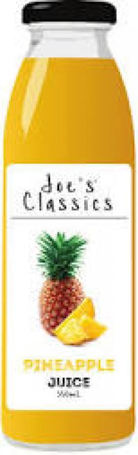Joes Pineapple Juice 350ml