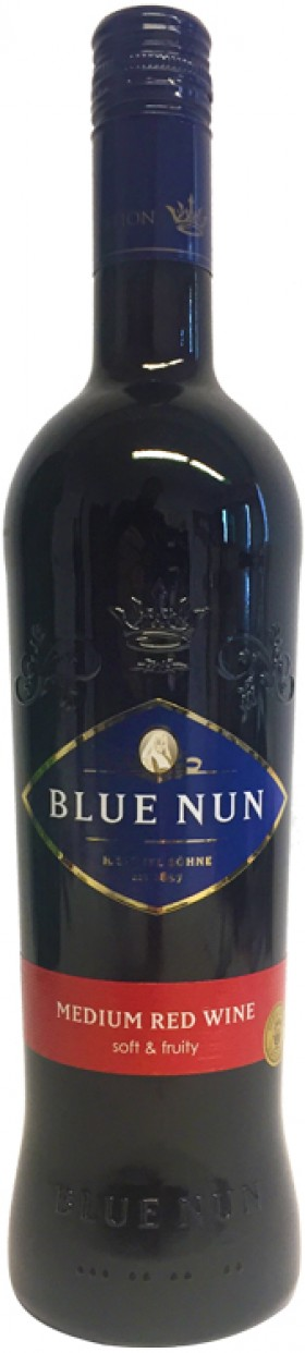 Blue Nun Red
