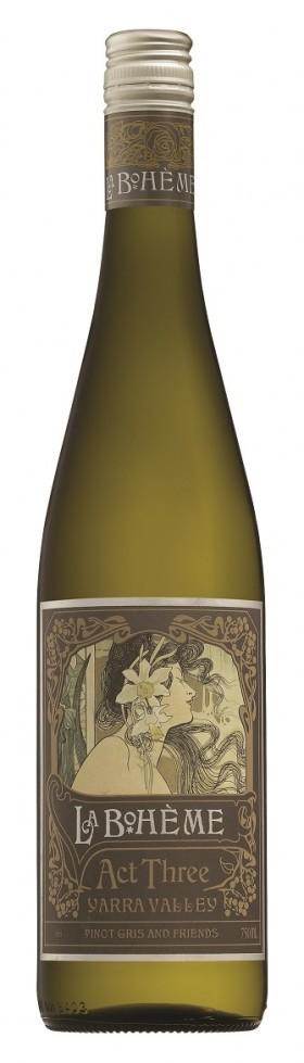 La Boheme Act 3 Pinot Grigio