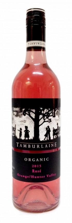 Tamburlane Rose Organic