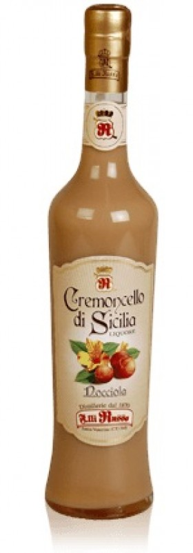 Russo Nocciola Cream 500ml