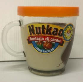 Nutkao Duo Hazelnut Spread 330gr