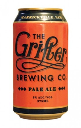 Grifter Pale Ale Can 375ml