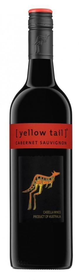 Yellow Tail Cabernet Sauvignon