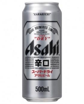 Asahi Super Dry Cans 500ml