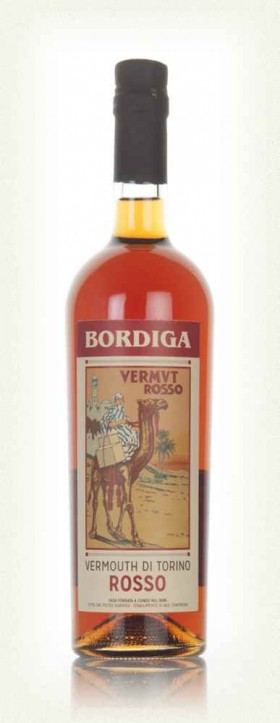Bordiga Vermouth Rosso Di Torino