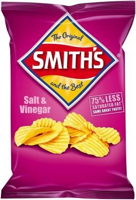 Smiths Salt and Vingar 175g