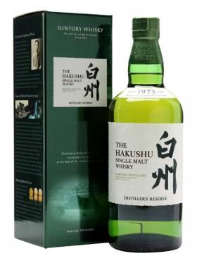Hakushu Japanese Distiller Whiskey 43%