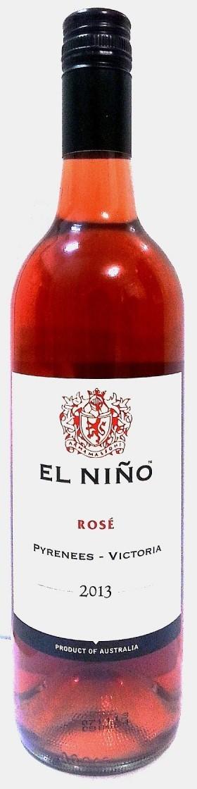 Massoni El Nino Cabernet Rose