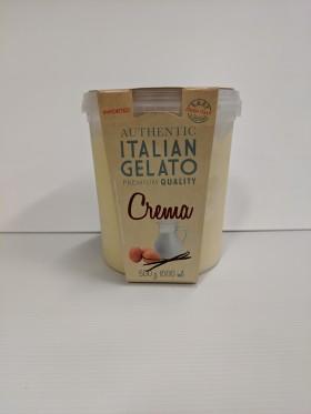 Italian Gelato 1lt Vanilla