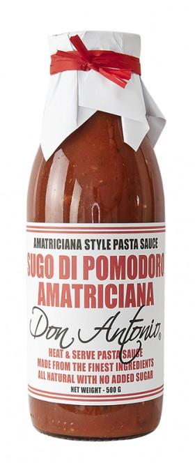 Don Antonio Sugo Alla Amatriciana