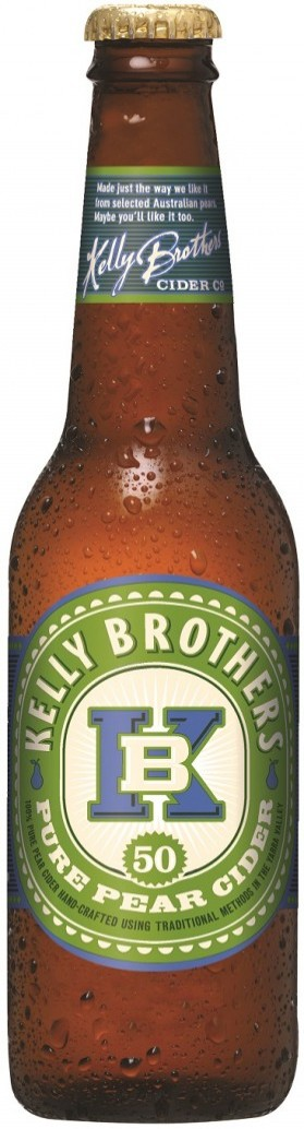 Kelly Brothers Pear Cider 330ml