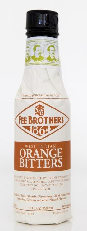 Fee Bros Orange Bitters